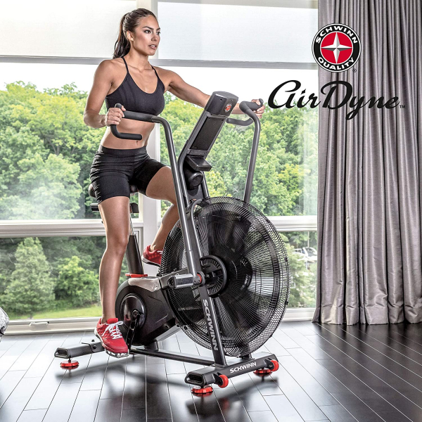 Bicicleta fitness Airdyne PRO Schwinn 6