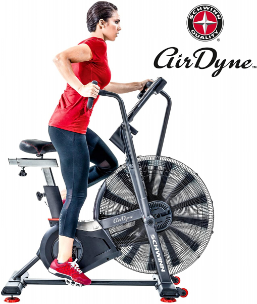 Bicicleta fitness Airdyne PRO Schwinn 4