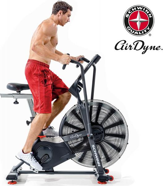 Bicicleta fitness Airdyne PRO Schwinn 3