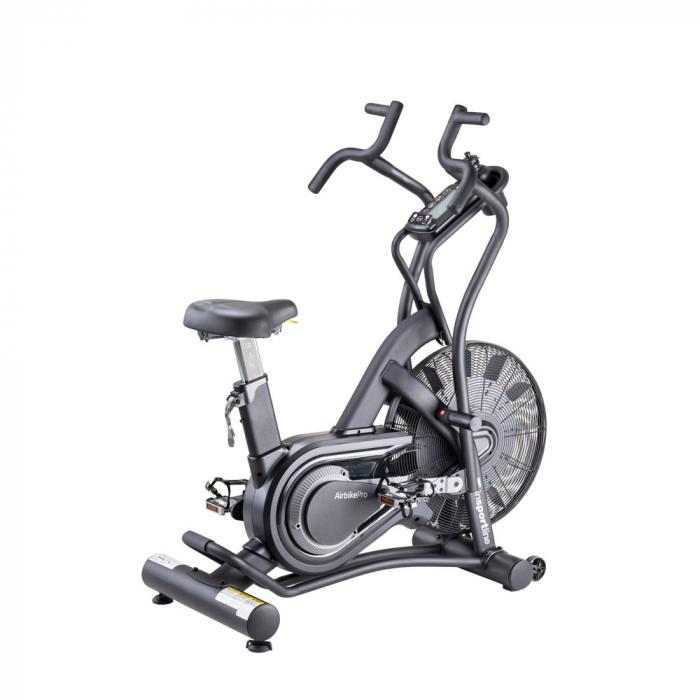 Bicicleta Fitness inSPORTline Airbike Pro [0]