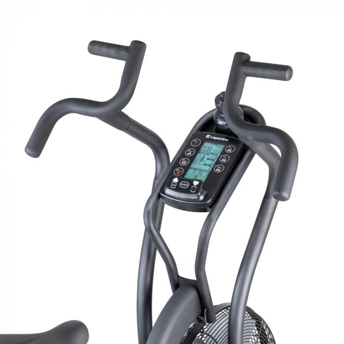 Bicicleta Fitness inSPORTline Airbike Pro [8]