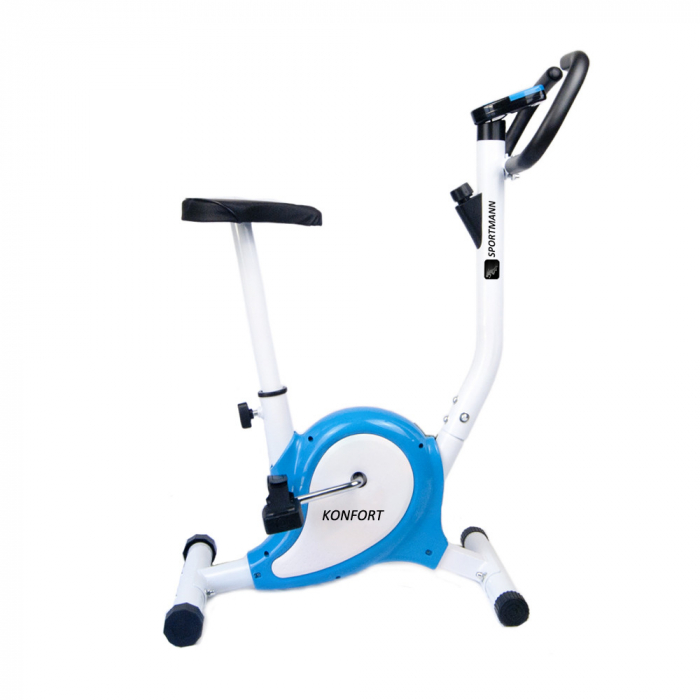 Bicicleta Fitness Konfort SPORTMANN, albastru [3]