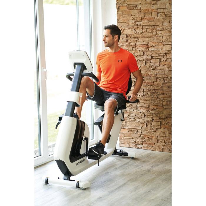 Bicicleta fitness orizontala Comfort R Horizon [1]