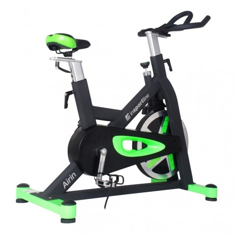 Bicicleta indoor cycling Airin Green inSPORTline [0]