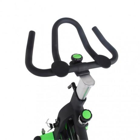 Bicicleta indoor cycling Airin Green inSPORTline [3]