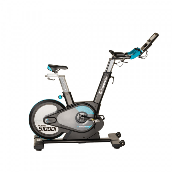 Bicicleta indoor cycling Incondi S1000I Insportline 0