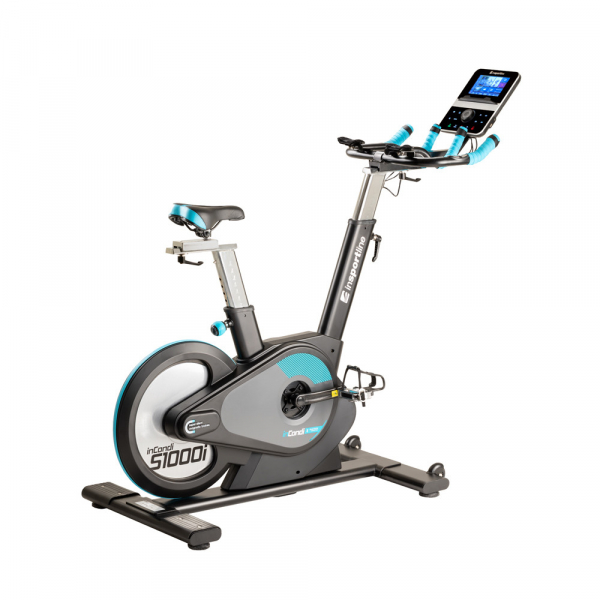 Bicicleta indoor cycling Incondi S1000I Insportline 1