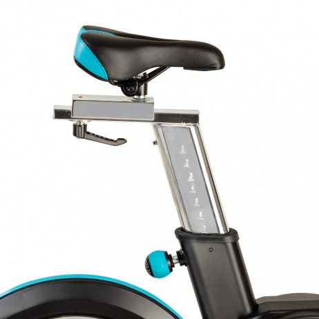 Bicicleta indoor cycling Incondi S1000I Insportline 5