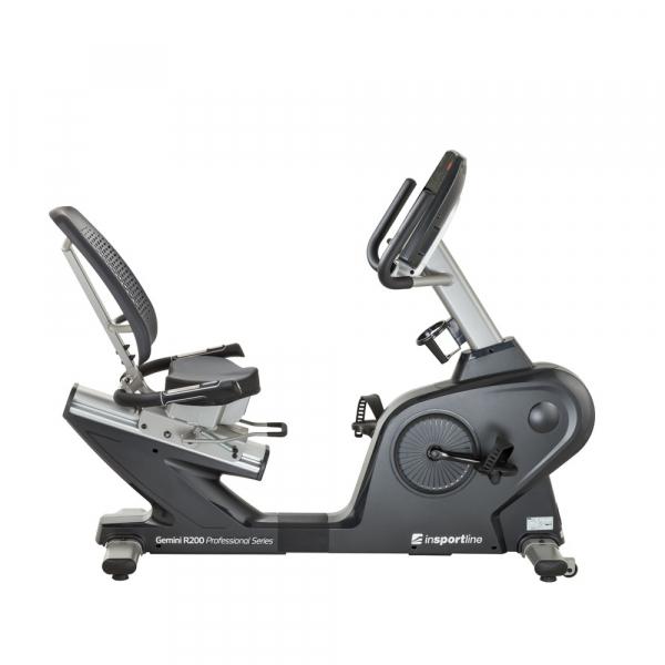 Bicicleta orizontala profesionla inSPORTline Gemini R200 [10]