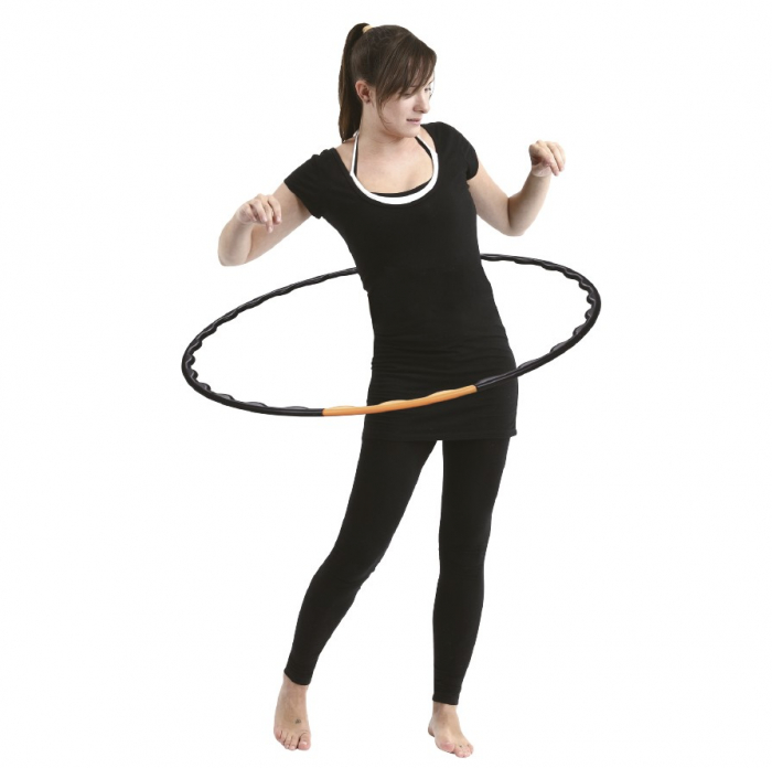 Cerc Hula Hoop inSPORTline 105 cm 1