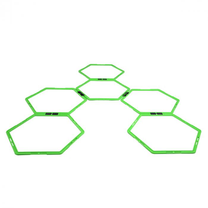 Cercuri hexagonale pentru coordonare HMS SKR06 [4]