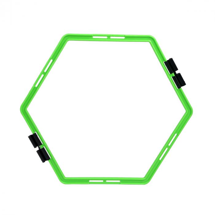 Cercuri hexagonale pentru coordonare HMS SKR06 [9]