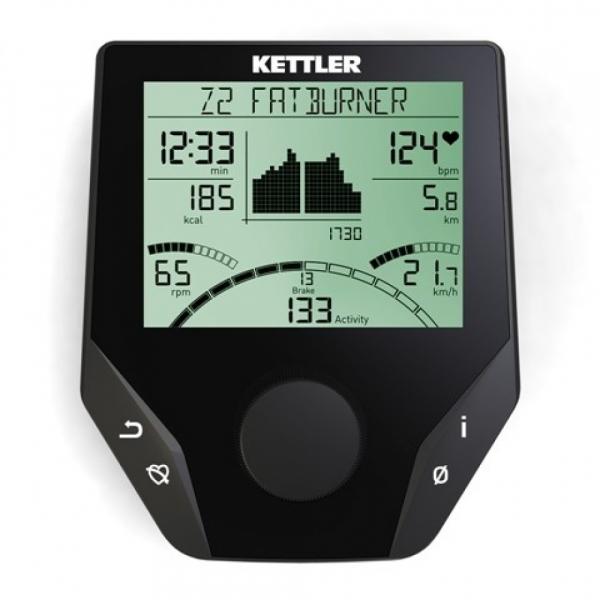 Bicicleta orizontala Kettler Ride 300 R 2