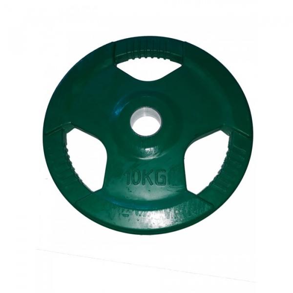 Discuri olimpice colorate  -  15 kg [0]