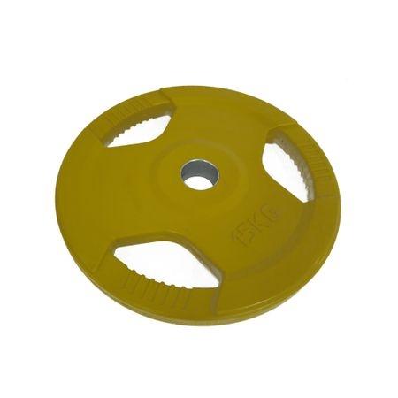 Discuri olimpice colorate  -  5 kg [0]