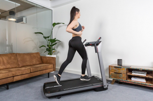 Banda de alergare pliabila DTM400i Flow Fitness [4]