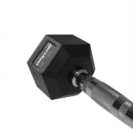 Gantera hexagonala 15 kg Sportmann 0