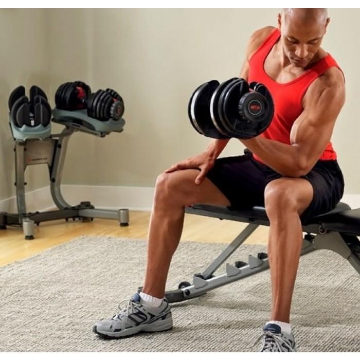 Gantera reglabila 2,5-24 kg Dayu Fitness [3]