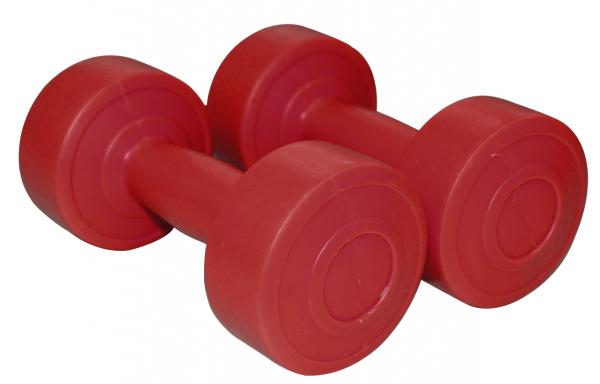 Gantere aerobic 3 kg x2 1165 Sveltus [0]