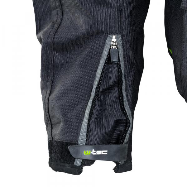 Geaca Moto Barbati cu Pachet Hidratare W-TEC Tasgaid NF-2219 - Negru/Khaki [11]