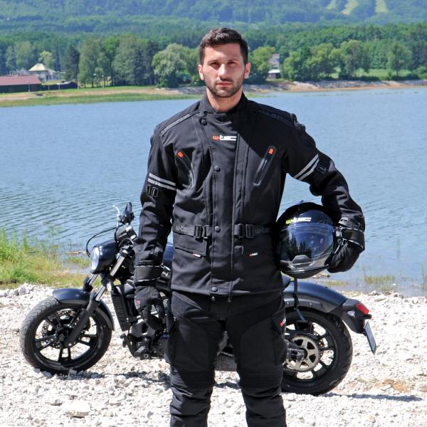 Geaca Moto Barbati Softshell W-TEC Rokosh GS-1758 [4]