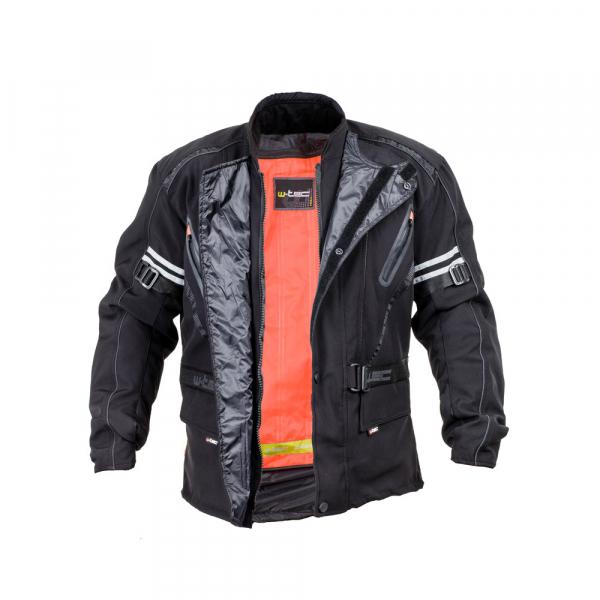 Geaca Moto Barbati Softshell W-TEC Rokosh GS-1758 [0]