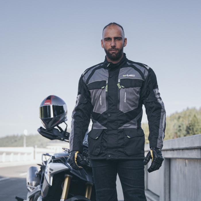 Geaca Moto Barbati W-Tec Burdys Evo [15]