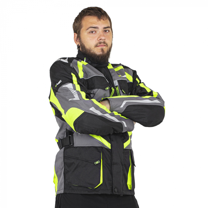Geaca Moto Barbati W-Tec Burdys Evo [9]