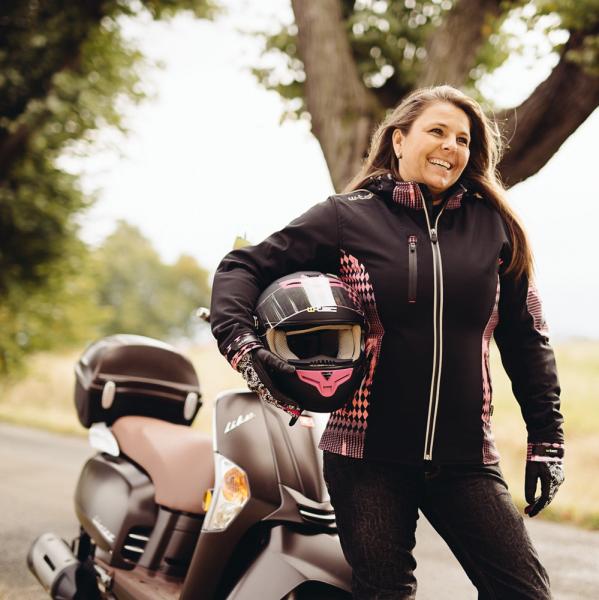 Geaca Moto Femei Softshell W-TEC Pestalozza NF-2781 [16]