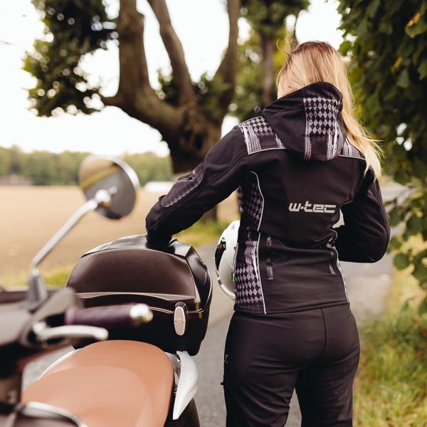 Geaca Moto Femei Softshell W-TEC Pestalozza NF-2781 [12]
