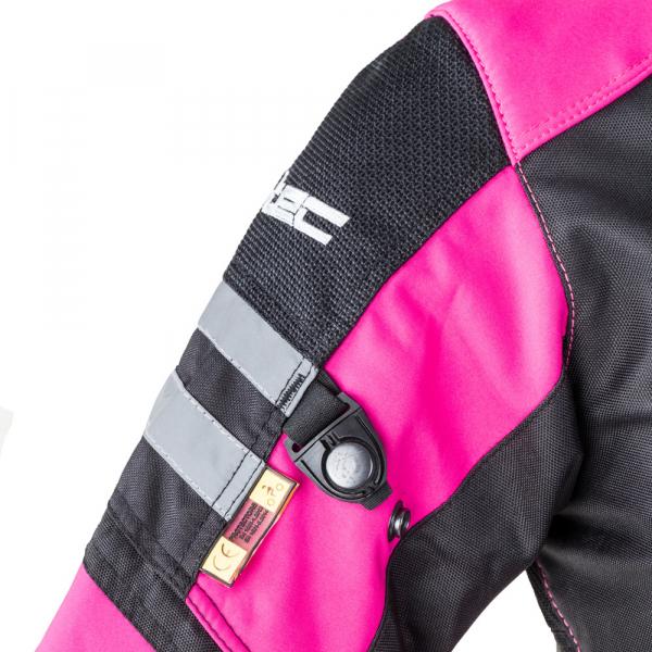 Geaca Moto Softshell Femei W-TEC Alenalla NF-2410 [3]