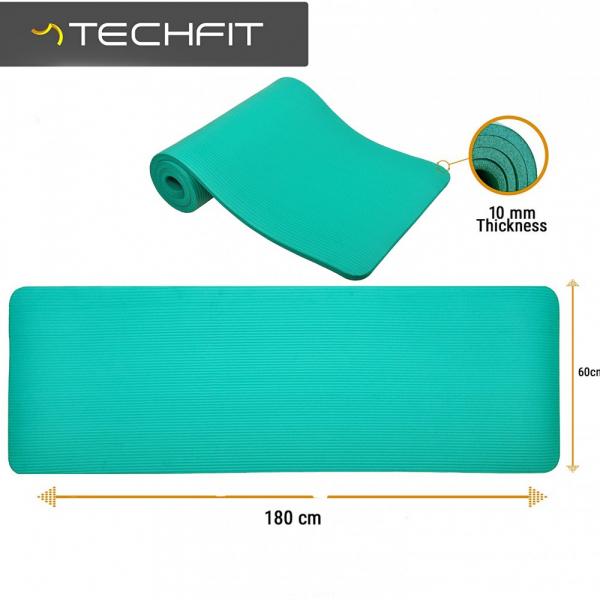 Saltea fitness Techfit 180x60x1 cm 1