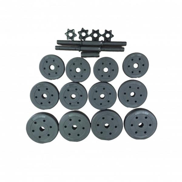 Set gantere reglabile 22 kg [1]