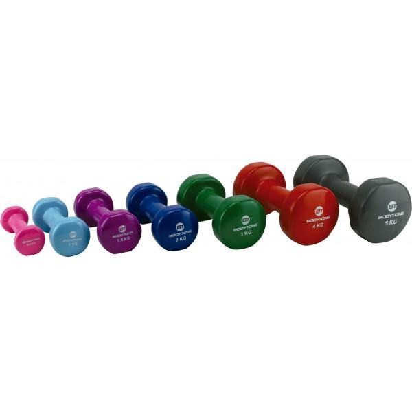 Set gantere vinil 2 x 1.5 kg 1