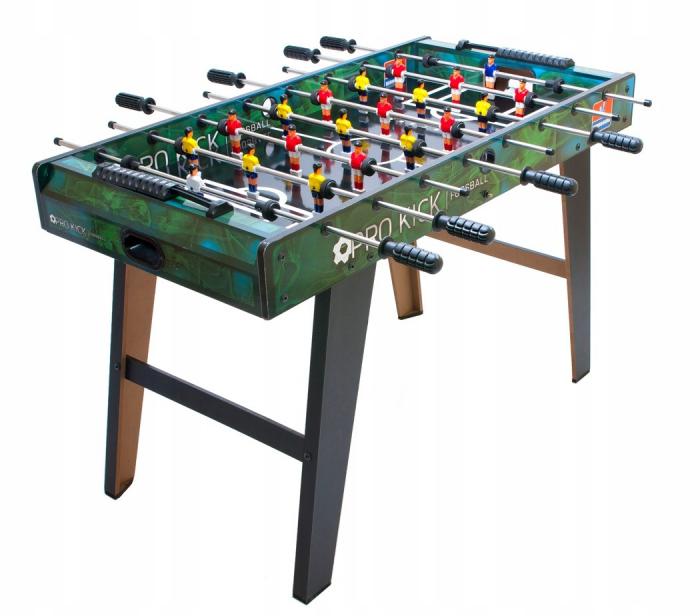 Masa de fotbal cu picioare B7E, 101x50 cm [0]