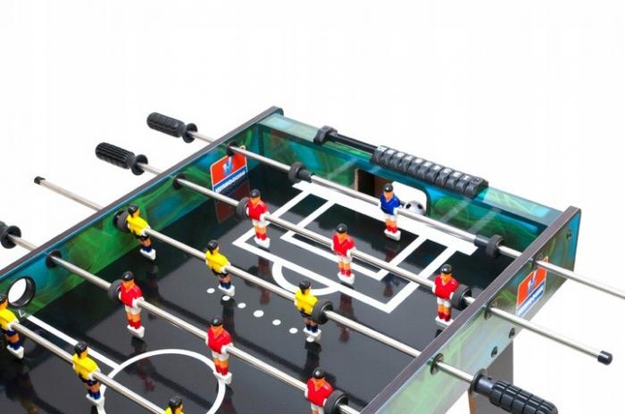 Masa de fotbal cu picioare B7E, 101x50 cm [6]