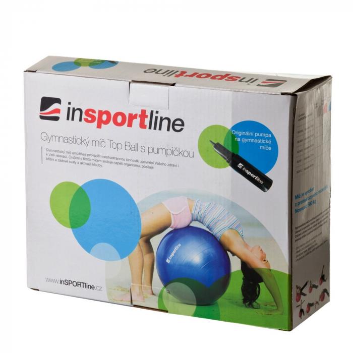 Minge aerobic inSPORTline Top Ball 75 cm 7