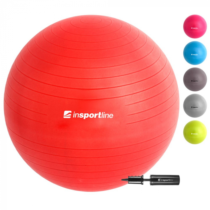 Minge aerobic inSPORTline Top Ball 75 cm 0