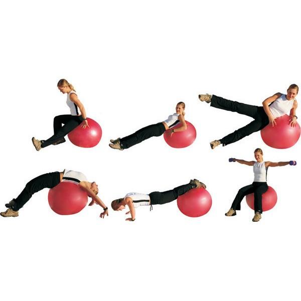 Minge aerobic inSPORTline Top Ball 85 cm 0