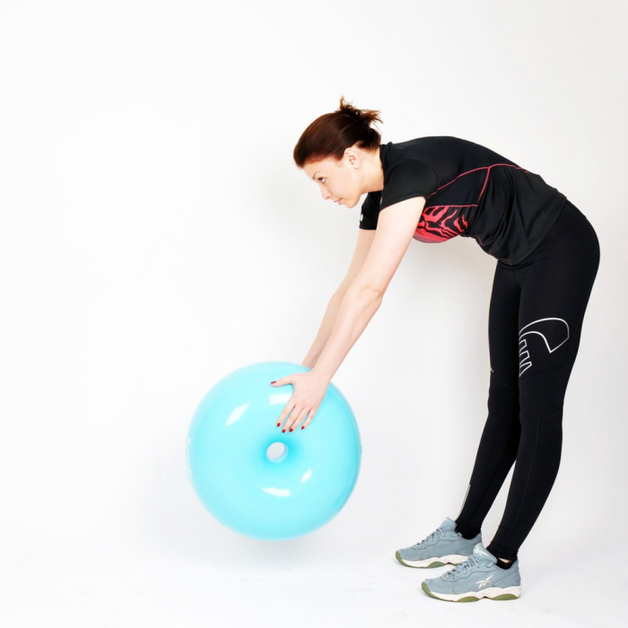 Minge balans inSPORTline Donut Ball [1]