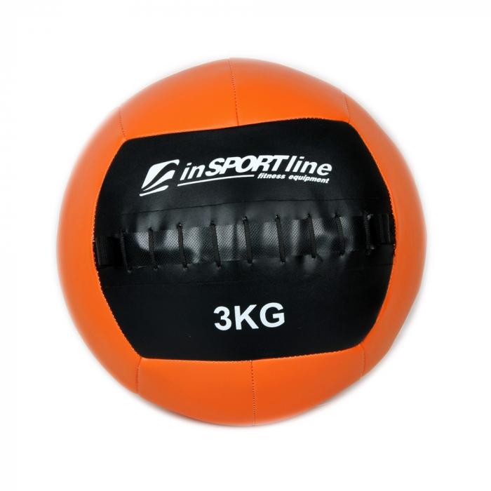 Minge inSPORTline Booster 3 kg [0]