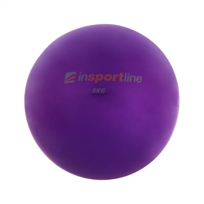 Minge inSPORTline Yoga 5 kg [1]