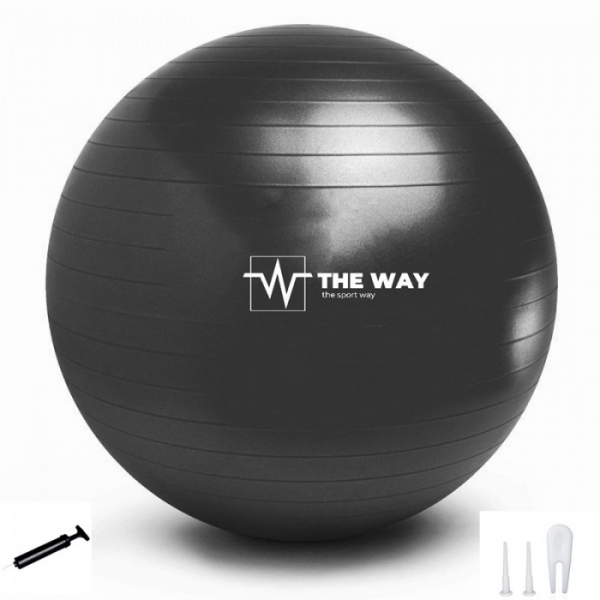 Minge fitness anti-spargere, pompa inclusa, TheWayFitness 0