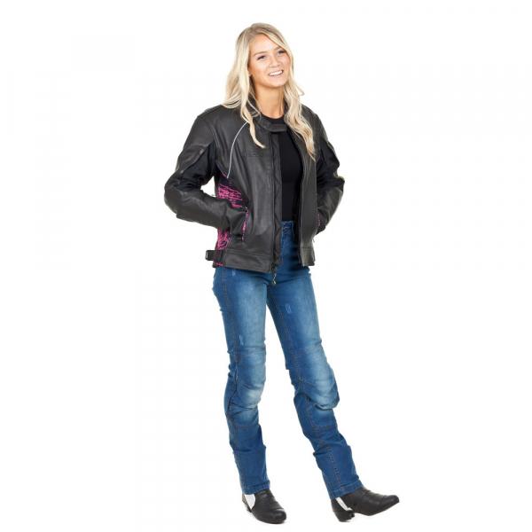 Pantaloni  Jeans W-TEC Panimali [3]