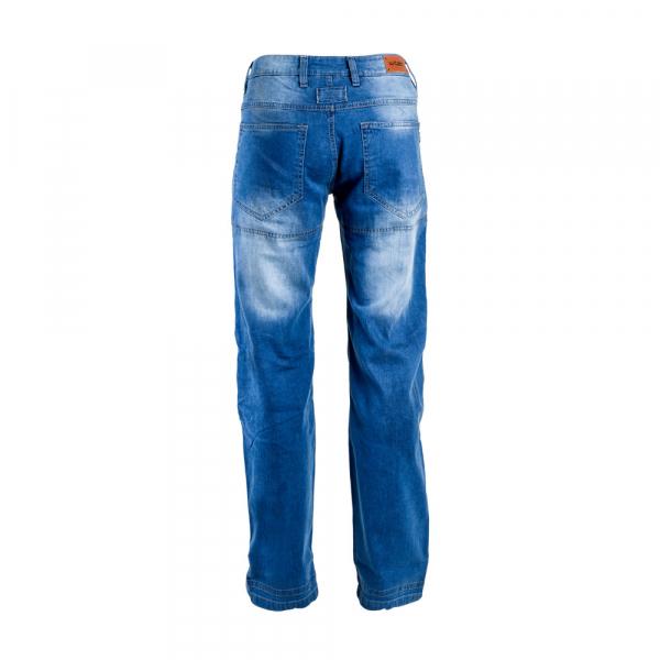 Pantaloni Moto Barbati Jeans W-TEC Davosh [2]