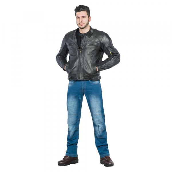 Pantaloni Moto Barbati Jeans W-TEC Shiquet [4]