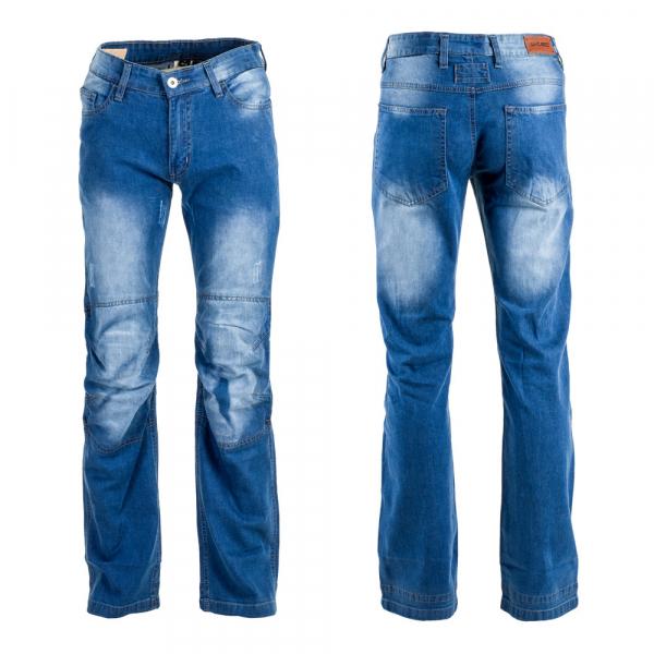 Pantaloni Moto Barbati Jeans W-TEC Shiquet [0]