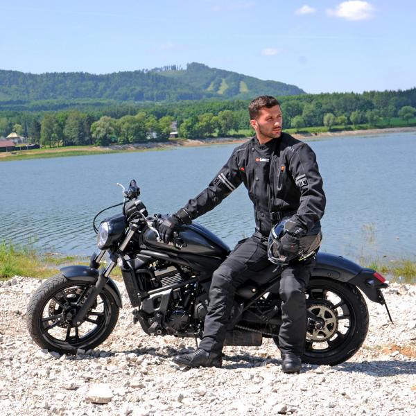 Pantaloni Moto Barbati Softshell W-TEC Erkalis GS-1729 [13]