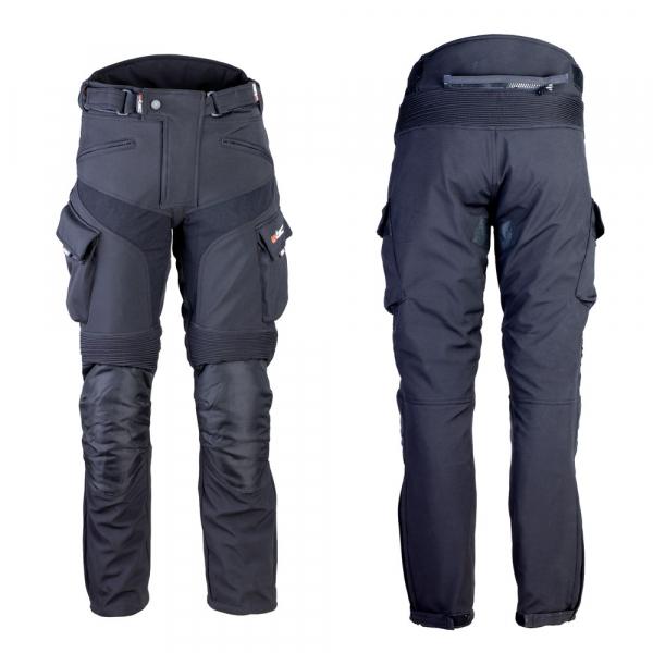 Pantaloni Moto Barbati Softshell W-TEC Erkalis GS-1729 [0]