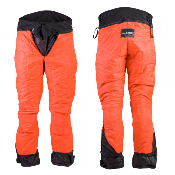 Pantaloni Moto Barbati Softshell W-TEC Erkalis GS-1729 [2]